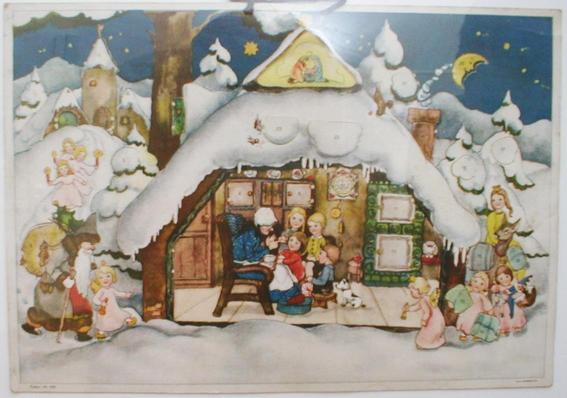 tuc adventskalender 2003 1 herzlich willkommen im weihnachtsland erzgebirge. Black Bedroom Furniture Sets. Home Design Ideas
