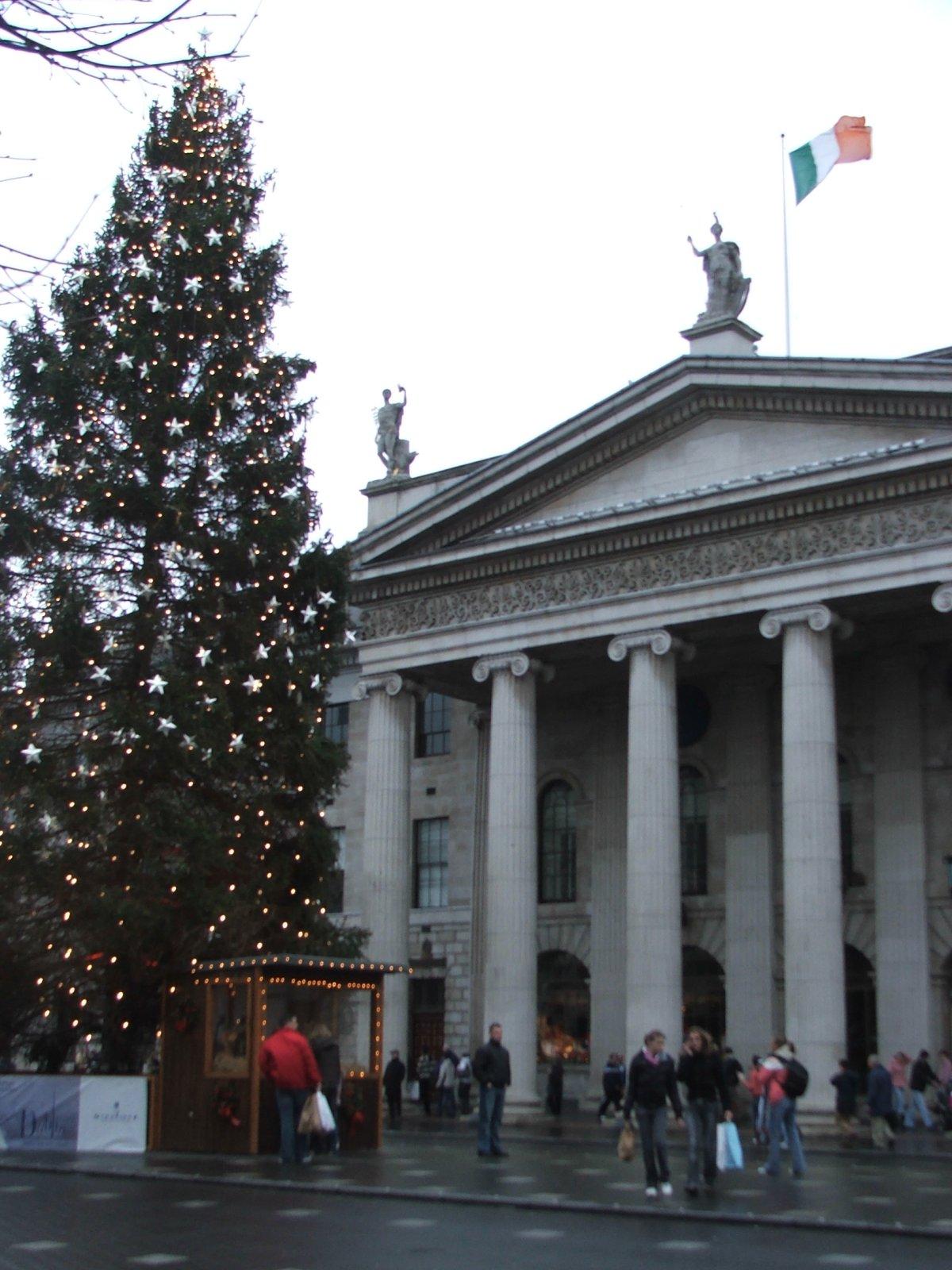 Weihnachtsbaum Kaufen Chemnitz.Tuc Adventskalender 2006 22 Nollaig Shona