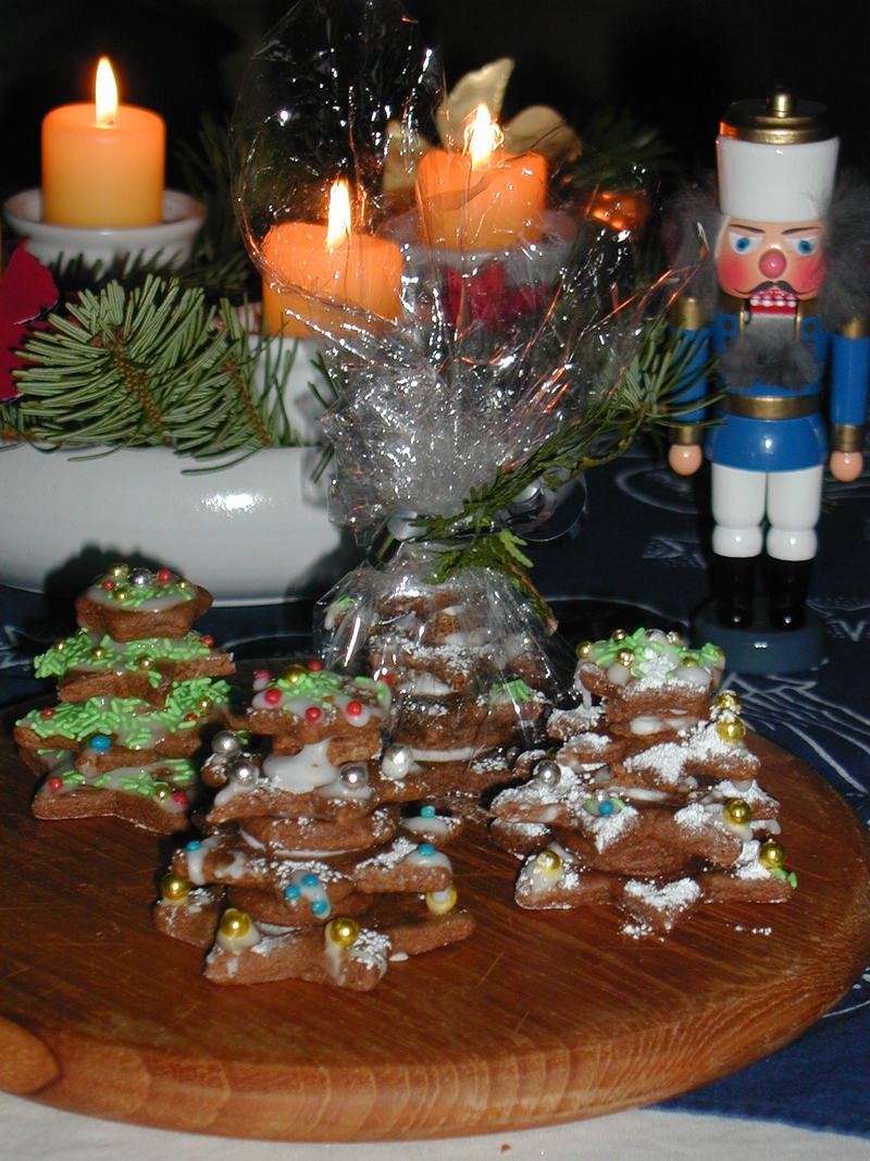 tuc adventskalender 2007 6 weihnachtsbaum weihnachtstraum weihnachtsduft in jedem raum. Black Bedroom Furniture Sets. Home Design Ideas