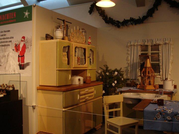 tuc-adventskalender 2008 (15): weihnachten in zwickaus priesterhäusern - Omas Alte Küche