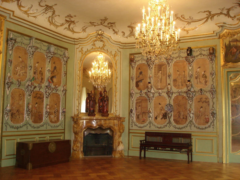 tuc adventskalender 2010 2 schloss lichtenwalde. Black Bedroom Furniture Sets. Home Design Ideas