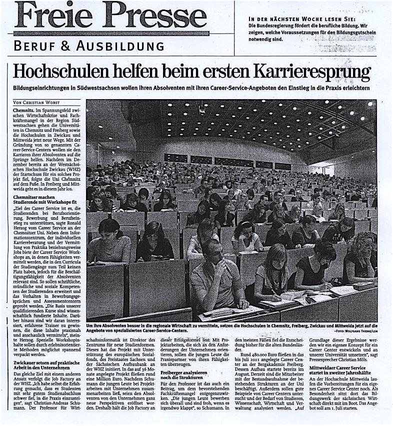 Freie presse chemnitz bekanntschaften