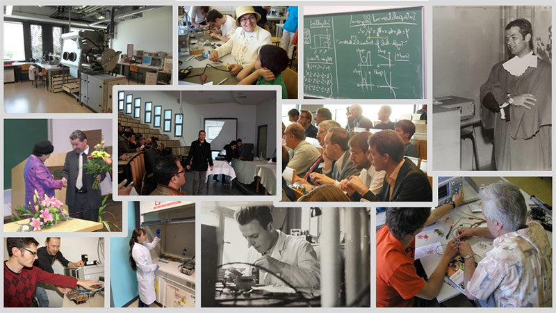 Festveranstaltung MST 25 Jahre, IWIS Workshop 10 Jahre