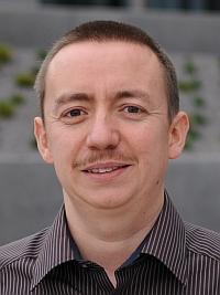 Porträt von Dr.-Ing. Erik Markert
