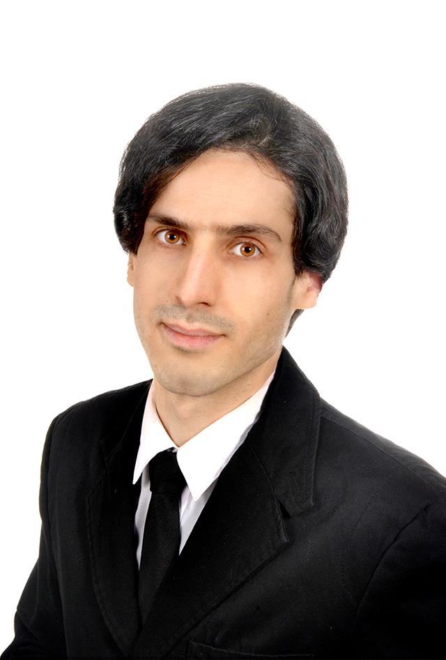 Porträt von M.Sc. Saeid Yazdani