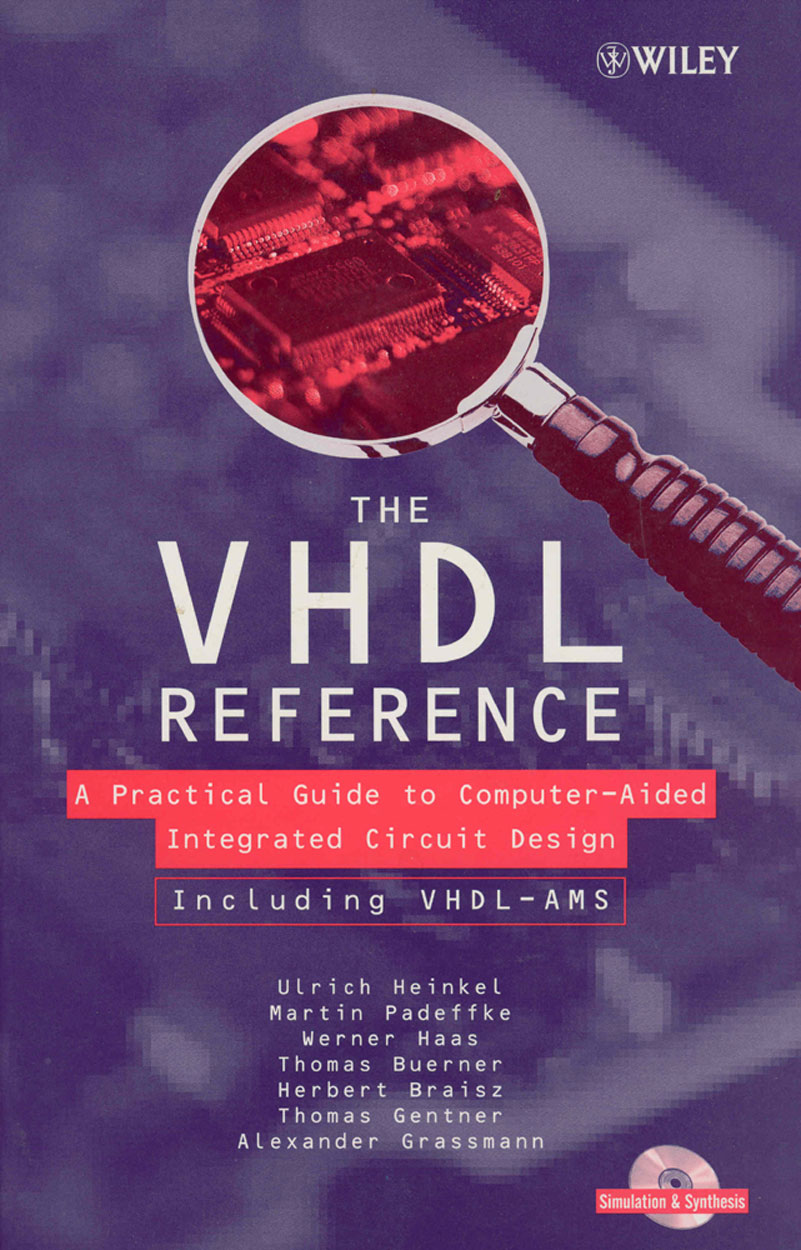 VHDL Buch Cover