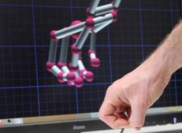 Gestenbasierte 3D-Eingabegeräte