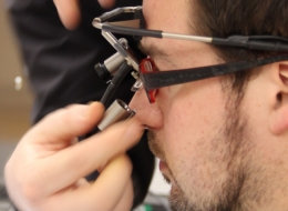 Head-Mounted Eye-Tracker