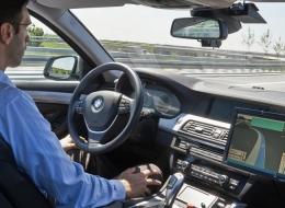 Hochautomatisiertes Fahren BMW