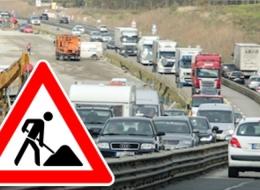 Psychologische Wirkung von Arbeitsstellen auf Autobahnen