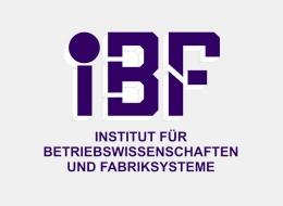 Institut für Betriebswirtschaften und Fabriksysteme