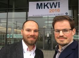 Professur Arbeitswissenschaft und Innovationsmanagement auf der MKWI
