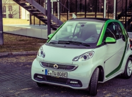 Elektromobilität verbindet auch zukünftig die Universitätsteile der TU Chemnitz.