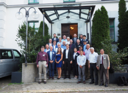 Teilnehmer des 3rd International Symposium on Advanced Vehicle Technology