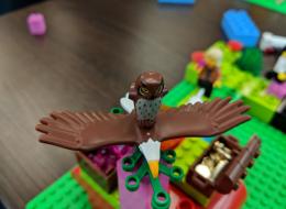 LEGO® SERIOUS PLAY® - jetzt auch @awi Foto: Mathias Haas