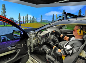 Fahrer-Fahrzeug-Interaktion