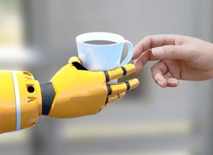 Mensch-Roboter-Interaktion