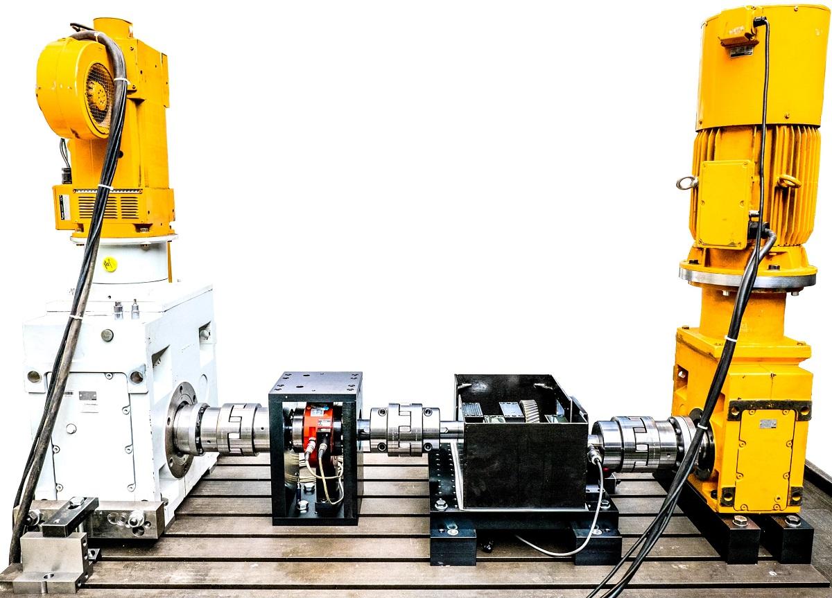 GPeV - Getriebeprüfstand mit elektrischer Verspannung