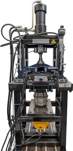 HRP2500 - Hydraulischer Reibwertprüfstand 2500