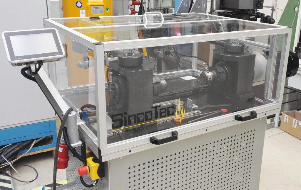 UBP200 - Umlaufbiegeprüfstand 200 Nm