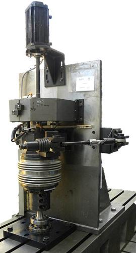UWP40 - Unwuchtprüfstand D40