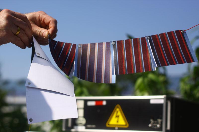 gedruckte solarzellen auf papier uni aktuell tu chemnitz. Black Bedroom Furniture Sets. Home Design Ideas