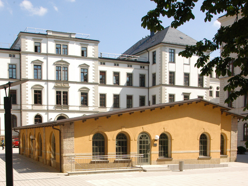 Altes Heizhaus