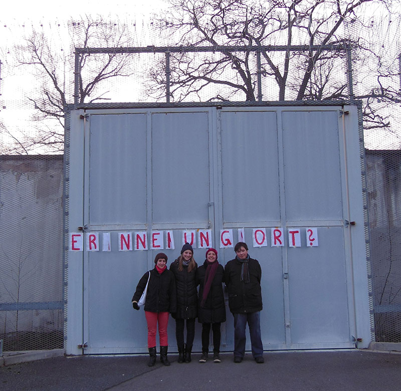 Kaßberg-Gefängnis: Studierende betreiben Erinnerungsarbeit   Uni ...