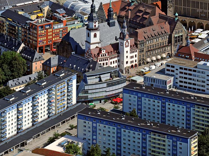 Chemnitz Provides Students With Cheap Shared Apartments Uni Aktuell Tu Chemnitz