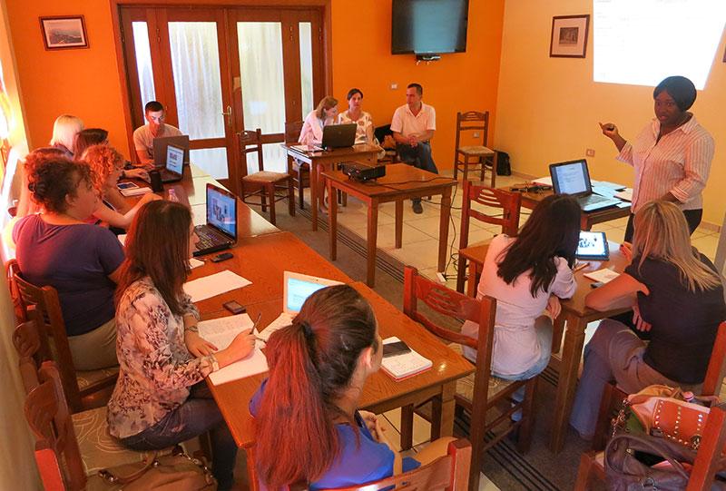 MA English Language Teaching (Campus) - Department of English