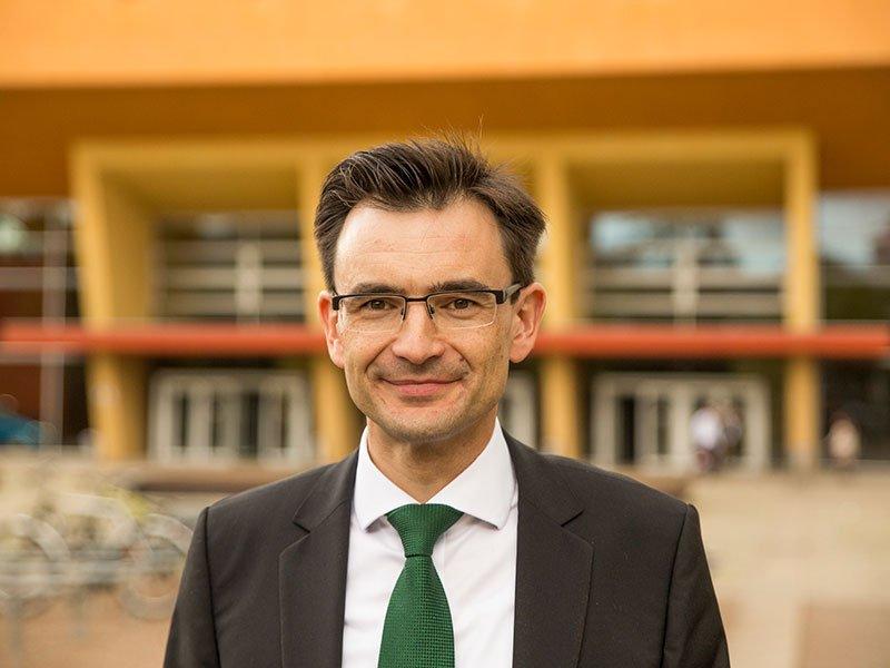Andreas Müller Chemnitz neuer rektor der tu chemnitz gewählt uni aktuell tu chemnitz