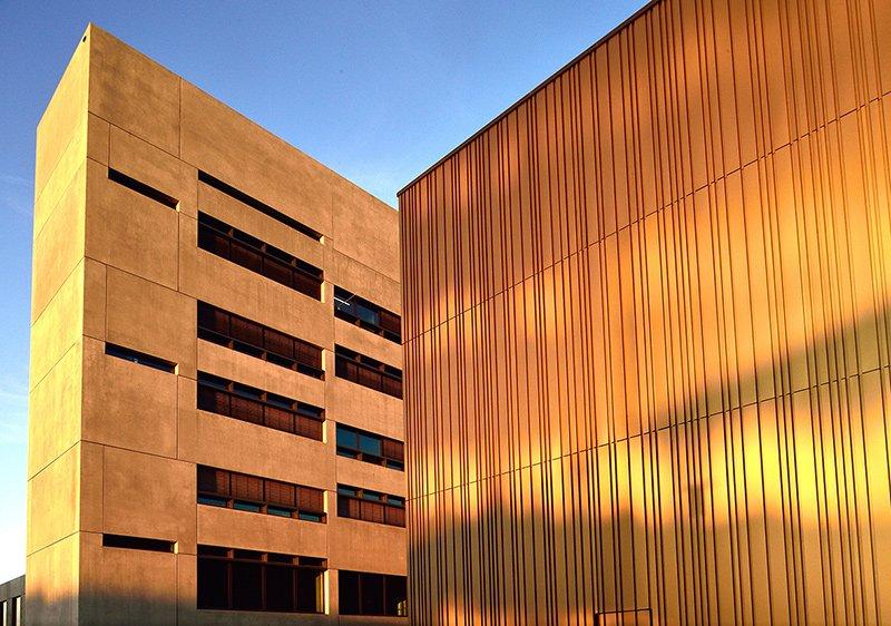 Campus architektur exklusiv erleben uni aktuell tu for Uni architektur