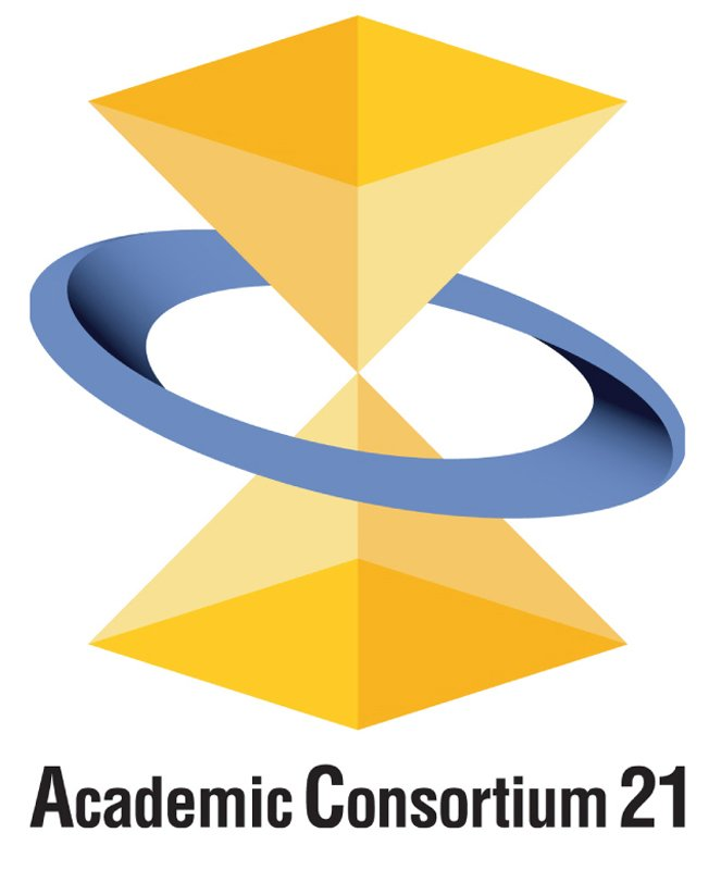 "Logo of the ""Academic Consortium for the 21st Century"" (AC21)"