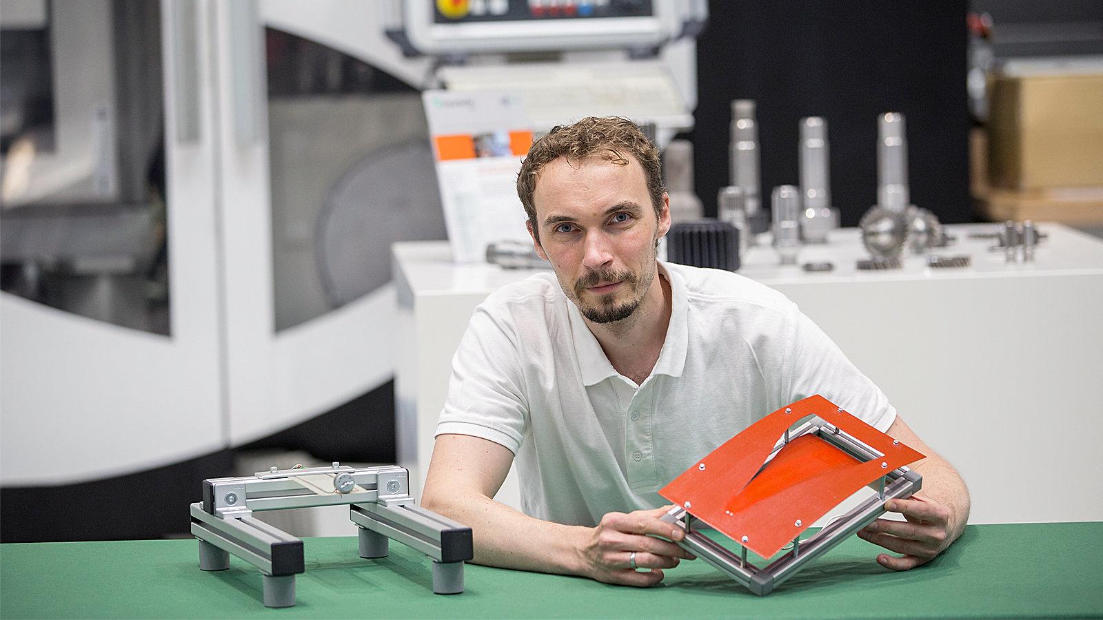 Kleiner Draht, große Wirkung | Uni aktuell | TU Chemnitz
