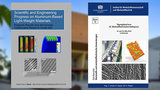 cover of conference proceeding an the Open Access Journal Metals