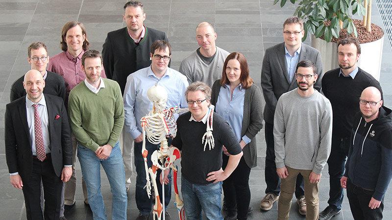 Knochen Aus Dem Drucker Uni Aktuell Tu Chemnitz