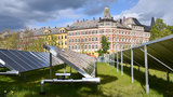 200 houses in the Gründerzeit - city quarter of Brühl are already powered by solar energy
