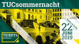 "Poster which says ""TUCsommernacht"""