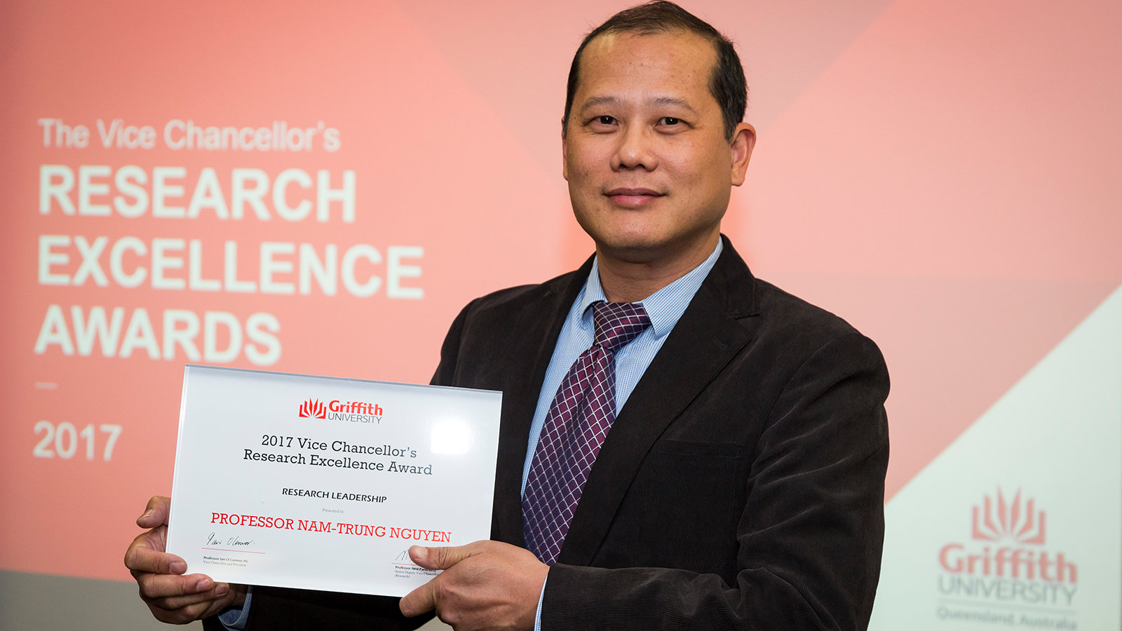 Prof. Nam-Trung Nguyen