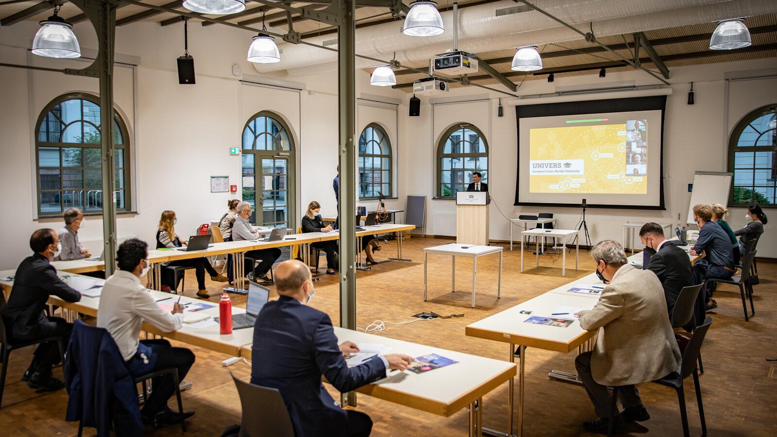 TU Chemnitz will mit Netzwerk UNIVERS Europäische Universität ...