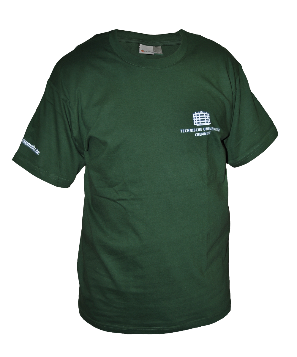 description 100 cotton regularly cut round neck label print on the chest and www address on the sleeve available colours dark green black - Beige Und Grn