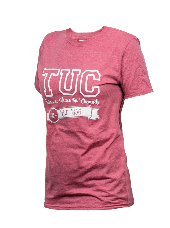 "T-Shirt ""TUC Edition"" - Cardinal Heather"