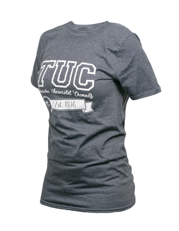 "T-Shirt ""TUC Edition"" - dark heather"