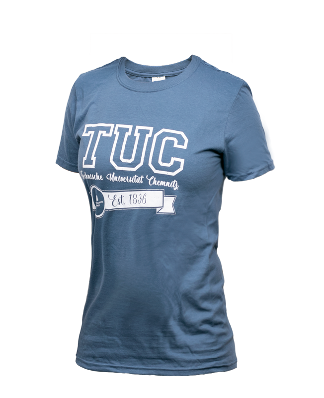 "T-Shirt ""TUC Edition"" - Indigo Blue"