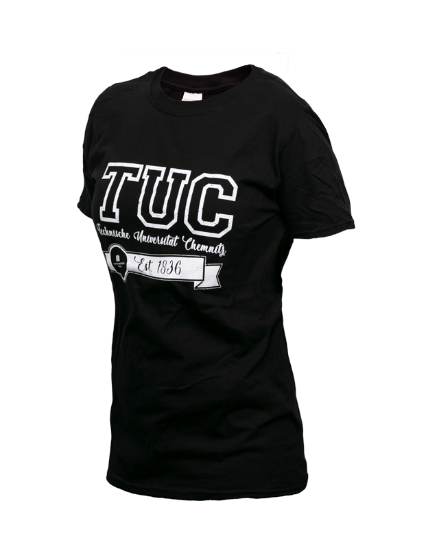 "T-Shirt ""TUC Edition"" - Schwarz"