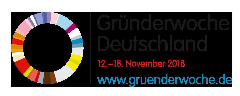 Bild zur Veranstaltung: Die Gründerwoche Deutschland rückt näher.