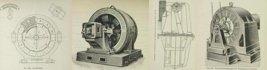Ausschnittbilder aus: Grundzüge der Wechselstrom-Technik
