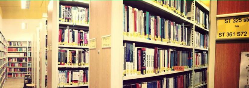 Bild zur Veranstaltung: Führungen in allen Bibliotheksstandorten