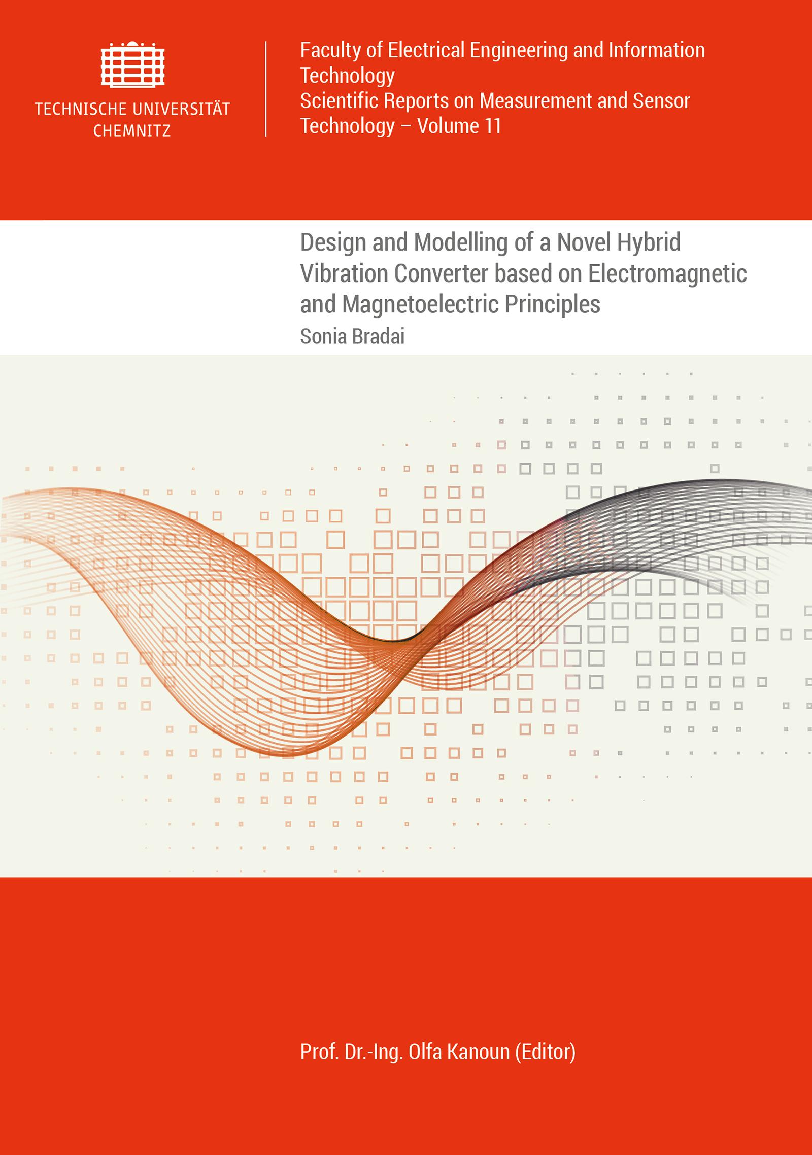 Cover: Design and Modelling of Novel Hybrid Vibration Converter based on Electromagnetic and Magnetoelectric Principles