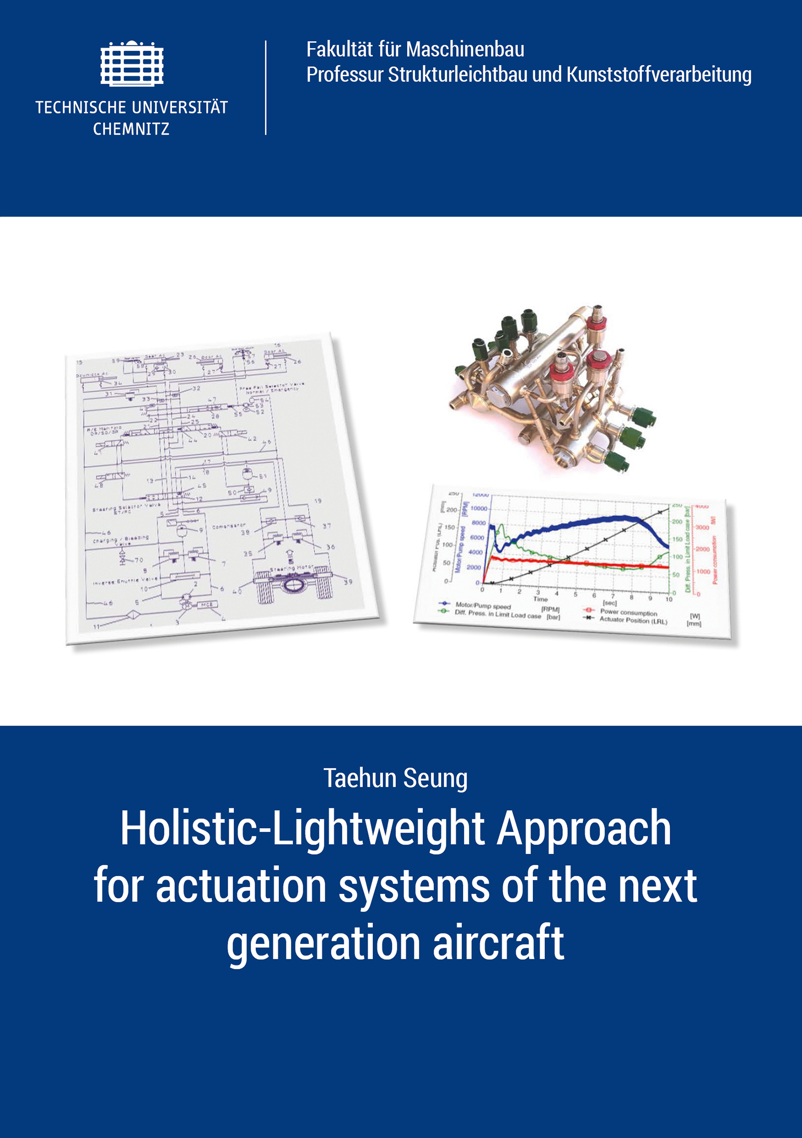 Cover: Holistic-Lightweight Approach for actuation systems of the next generation aircraft